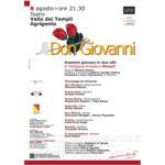 Don Giovanni, Ars Nova