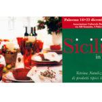 Sicilia in tavola: vetrina natalizia di prodotti tipici locali