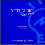 """""""Vetri di luce"""" Light Party – Punta Sottile, Favignana"""