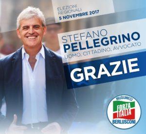 Grazie di Stefano Pellegrino